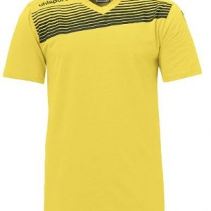 Stamford Young Daniels Training Tee Lime yellow and Black