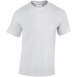Bourne Abbey White PE T-Shirt