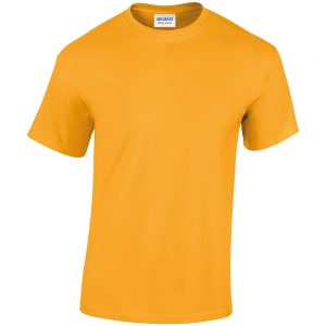 Bourne Abbey Yellow PE T-Shirt