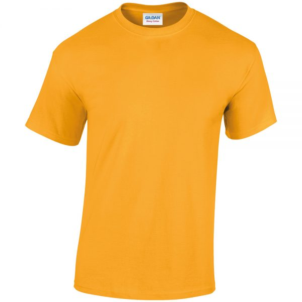 Bourne Abbey Yellow PE T-Shirt