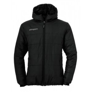 New College Stamford Black puffa Jacket