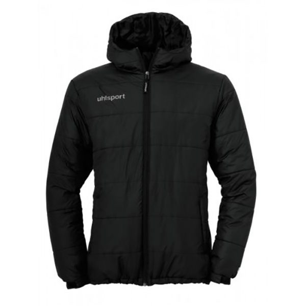 New College Stamford Black puffa Jacket