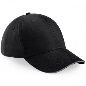 New College Stamford FA black cap