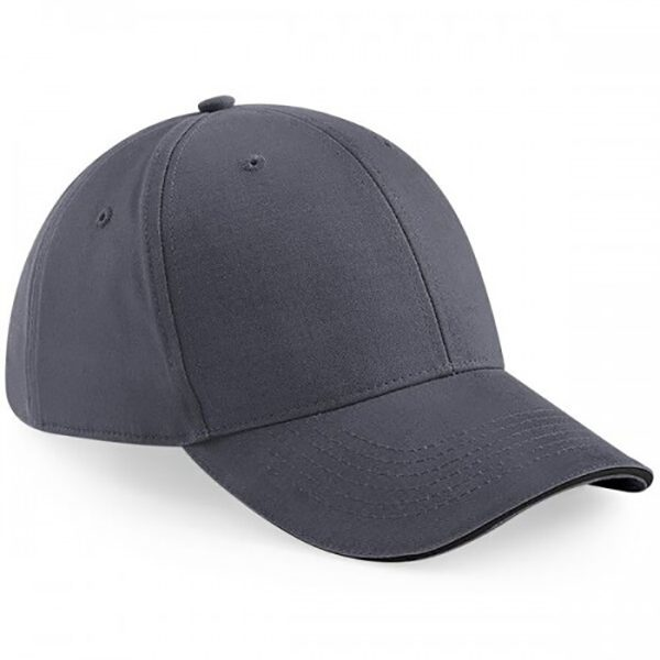 New College Stamford FA grey cap