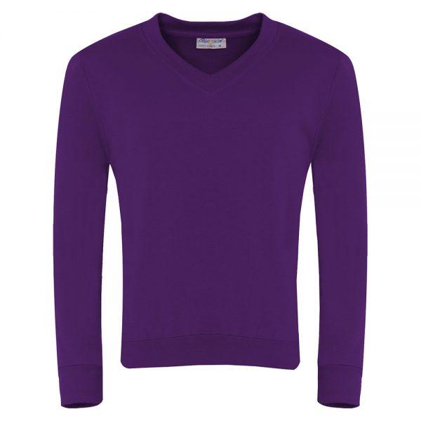 Ryhall V-neck Sweatshirt 3SV