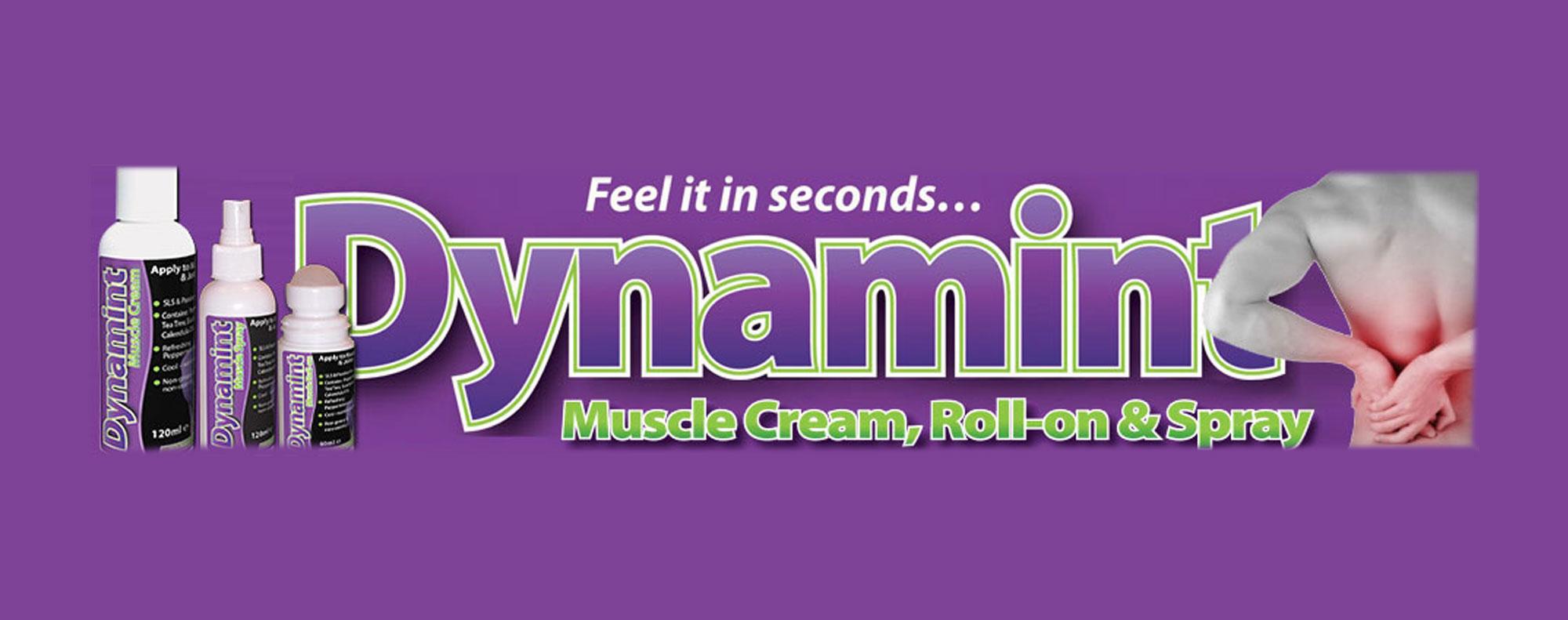 dynamint muscle cream