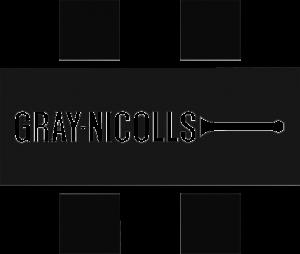 Gray-Nicolls B-W Logo
