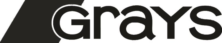 Grays Logo B-W