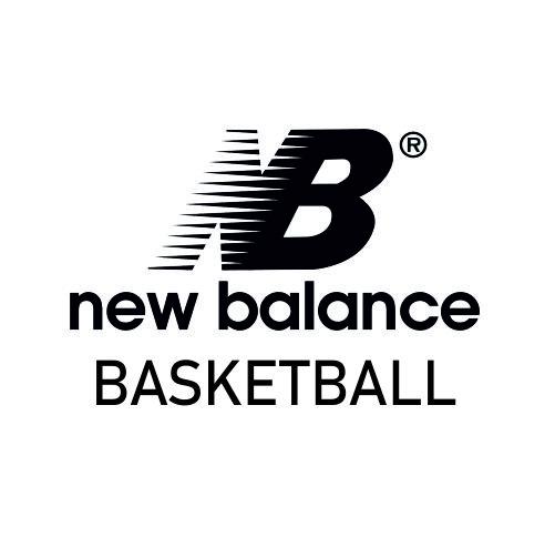 NEW BALANCE BASKETBALL LOGO 500 X 500